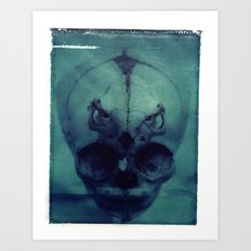 X Ray Terrestrial NO. 8 Art Print