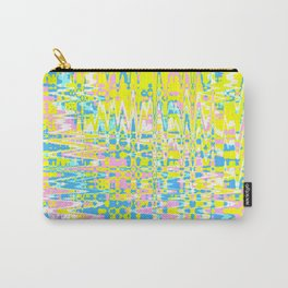 Distorted Reef  Coral Reef Series  018 Carry-All Pouch