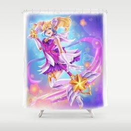 Shio Star guardian Lux Shower Curtain