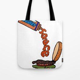 Dubstep Sauce Tote Bag