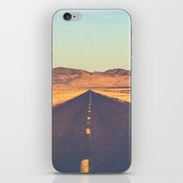 Lost Highway II iPhone Skin