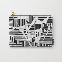 barcode cut Carry-All Pouch