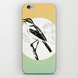 [9.13—9.17] Wagtails Sing iPhone Skin