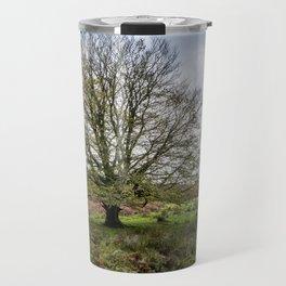 Single Exmoor Tree Travel Mug