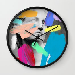 Composition 721 Wall Clock