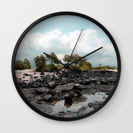 Kona Dream Wall Clock