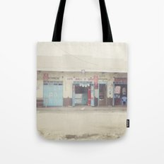 open for business::kenya Tote Bag