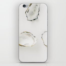 The World is Your Oyster #2 iPhone Skin