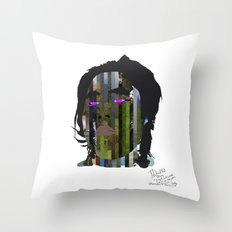 Input, Lost in Wonder, Lost in Love, Lost in Praise, forevermore  Throw Pillow