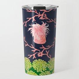 Sea Anemone Travel Mug