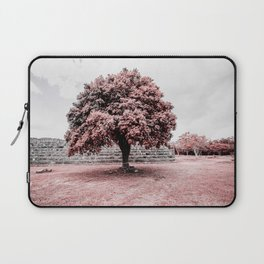 Dzibilchaltun Tree Laptop Sleeve