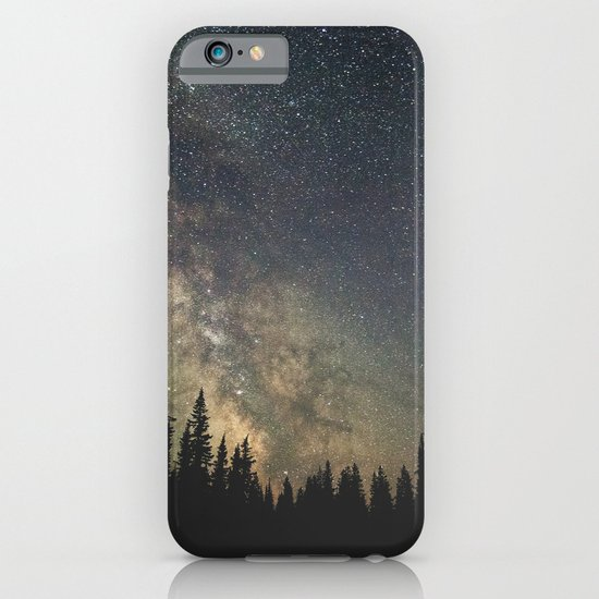 Milky Way iPhone & iPod Case