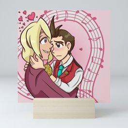 Guilty Love Mini Art Print