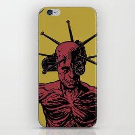 Golde Throne iPhone Skin