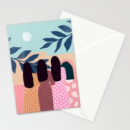 SISTERS OF MODESTY Stationery Cards