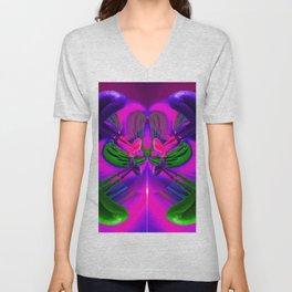 Butterfly Tribe Unisex V-Neck