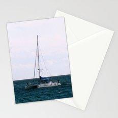 Catamaran Española Stationery Cards