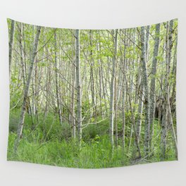 Valley Forest View Wall Tapestry