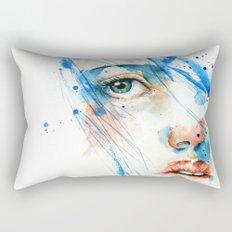 Blues Rectangular Pillow