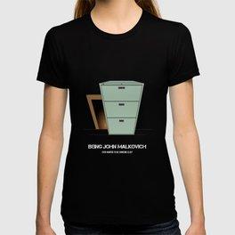 Being John Malkovich - Alternative Movie Poster T-shirt