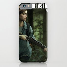 the last of us part 2 2020 iPhone Case