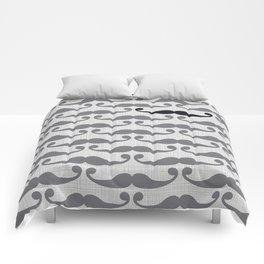 Mustaches Comforters