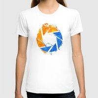 aperture T-shirts featuring Aperture Vandal by Toronto Sol