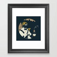 Junction Fae — Alchemist Framed Art Print