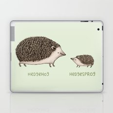Hedgehog Hedgesprog Laptop & iPad Skin