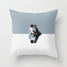 Derek and Meredith Throw Pillow