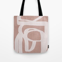 Abstract Flow IV Tote Bag