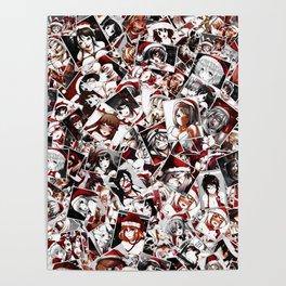 Christmas hentai Poster