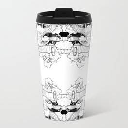 Rings 5 Metal Travel Mug