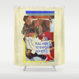 TWERK Shower Curtain