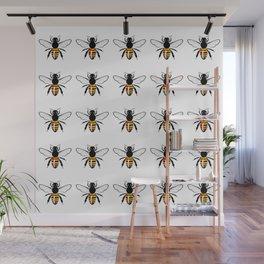 BEE PROUD Wall Mural
