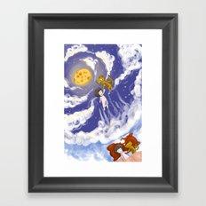 Sky of Dreams Framed Art Print