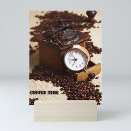 Coffee Time Mini Art Print