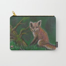 Fox of Shaolin Carry-All Pouch