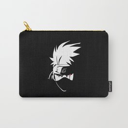 Kakashi Hatake Face - Naruto Carry-All Pouch