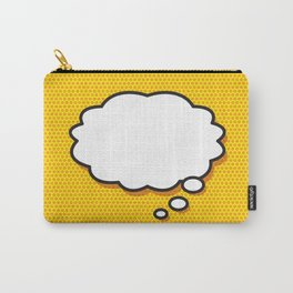 Comic Book THINK Carry-All Pouch
