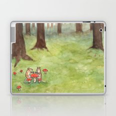 Morning Tea Laptop & iPad Skin