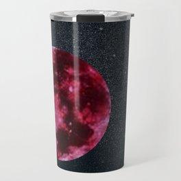 blood moon and star dust Travel Mug