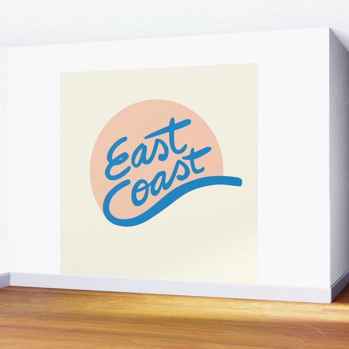 East Coast Wall Mural