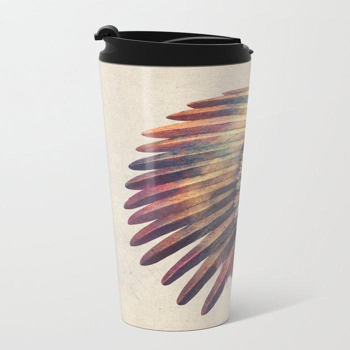Chief  Metal Travel Mug