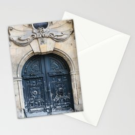 Grand Opening - Paris Architecture, Travel Photography Stationery Cards