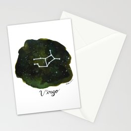 Virgo Stationery Cards