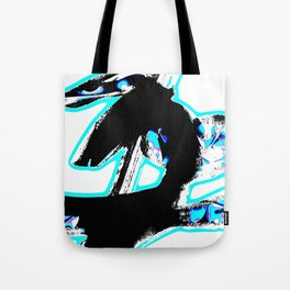 Contained Elation Tote Bag