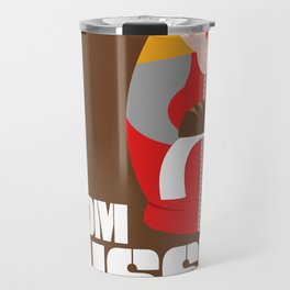 from Russia with loaf Travel Mug