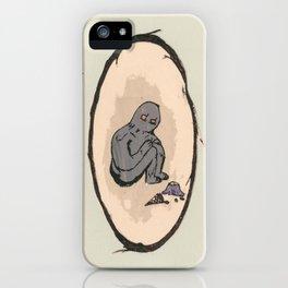 Sad Sas's Sherbet iPhone Case