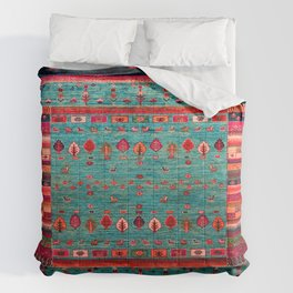 Anthropologie Ortiental Traditional Moroccan Style Artwork Comforters